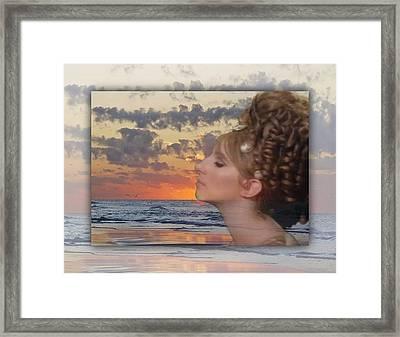 Melinda Framed Print