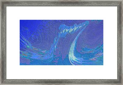 Framed Print featuring the painting Melody by Mike Breau