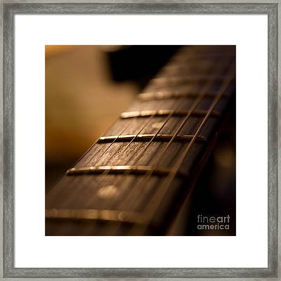 Melody Framed Print by Stelios Kleanthous