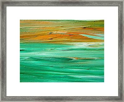Melting Hallucinations Part One Framed Print by Sir Josef - Social Critic - ART