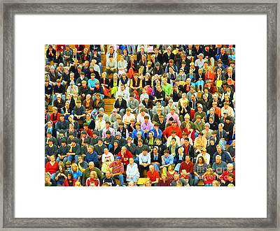 Memorable Moments Framed Print by Tina M Wenger
