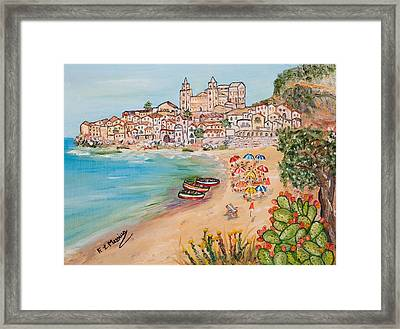 Memorie D'estate Framed Print by Loredana Messina