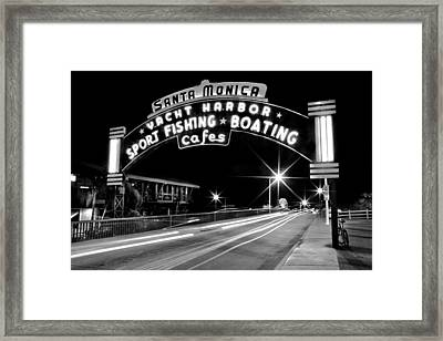 Memories Framed Print by Aron Kearney