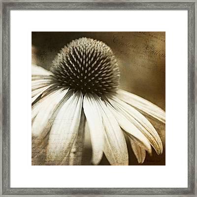 Memories Framed Print by Bellesouth Studio