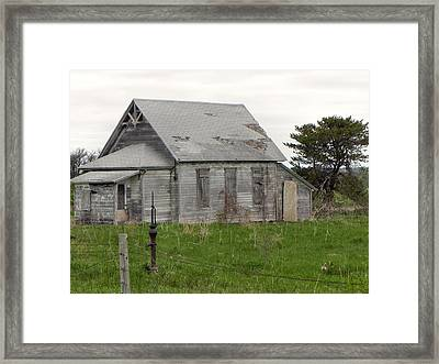 Framed Print featuring the photograph Memories by Deb Halloran