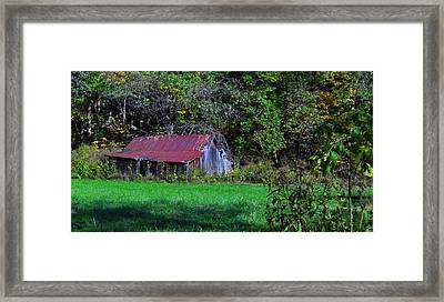 Memories Dont Die Framed Print by Fineartist Ellen