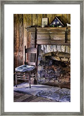 Memories Framed Print by Heather Applegate