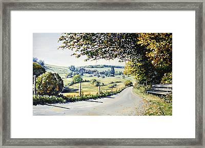 Memories Framed Print by Heidi Kriel