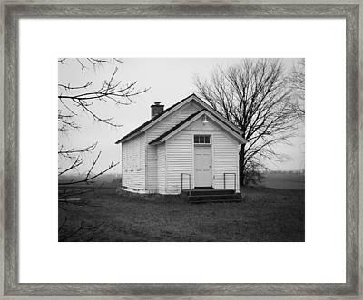 Memories Kept Framed Print