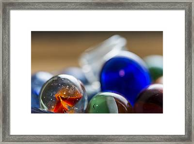 Memories Lost And Found Framed Print by Andrew Pacheco