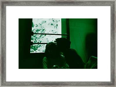 Memories Of A Honeymoon Framed Print