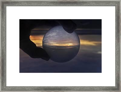 Memories Of Morning Framed Print
