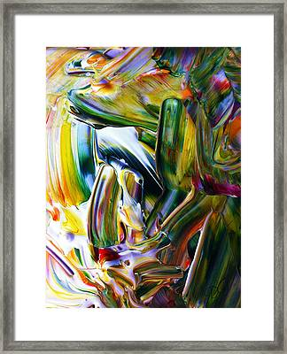 Memories Of The Crucifixion Framed Print by Douglas G Gordon