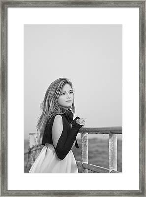 Memories Of You Framed Print by Evelina Kremsdorf
