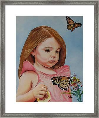 Memories Framed Print by Stefon Marc Brown