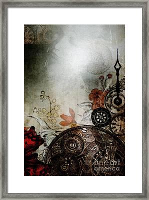Memories Unlocked Framed Print by Sharon Coty