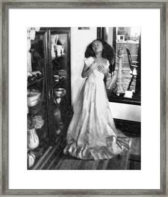 Framed Print featuring the photograph Memory Moment by Jodie Marie Anne Richardson Traugott          aka jm-ART