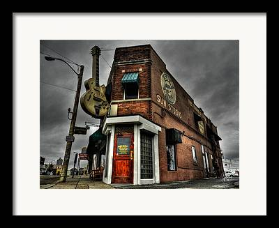 Tennessee Landmark Framed Prints