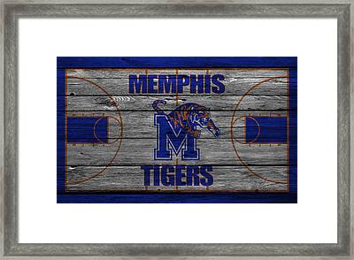 Memphis Tigers Framed Print