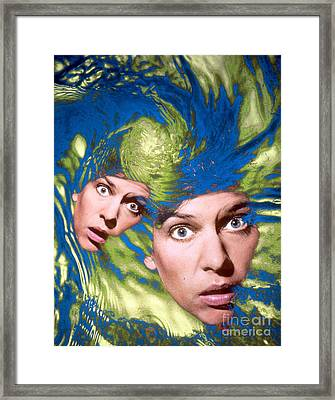 Mental Disorder Framed Print