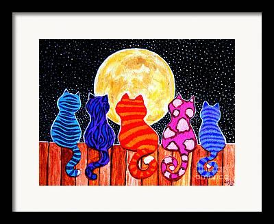 Critter Framed Prints