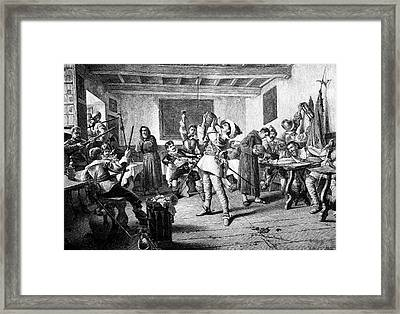 Mercenaries Framed Print