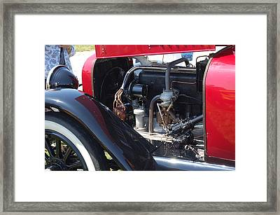 Mercer Power Framed Print