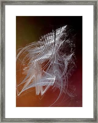 Mercury In Capricorn - Cardinal Earth Framed Print