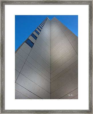 Meridian In The Marina District Framed Print