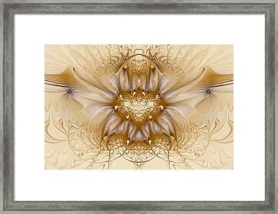 Meridian Framed Print by Phil Clark