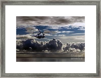 Merlin  Framed Print by J Biggadike