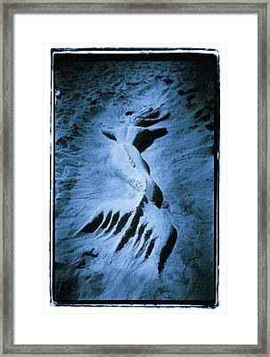 Mermaid Framed Print by Tony V Martin