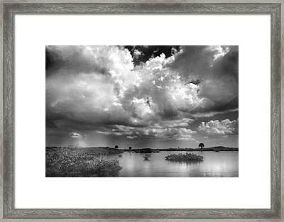 Merritt Island Framed Print