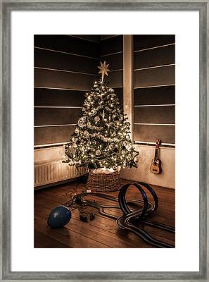 Merry Christmas Framed Print by Semmick Photo