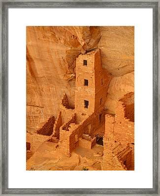 Mesa Verde 02 Framed Print