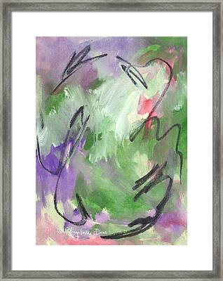 Mesmerize Framed Print by Kathryn Foster