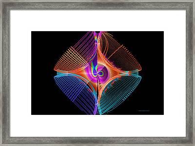 Mesmerized Framed Print