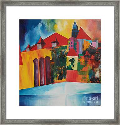 Mesmerized Framed Print by PainterArtist FIN