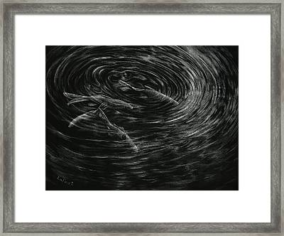 Mesmerized Framed Print by Sandra LaFaut