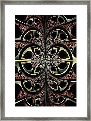 Mesmerizing Framed Print by Anastasiya Malakhova