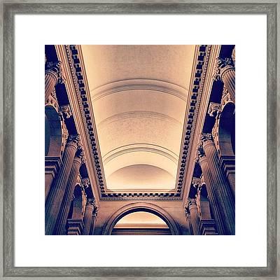 #met #metropolitan #museum Framed Print