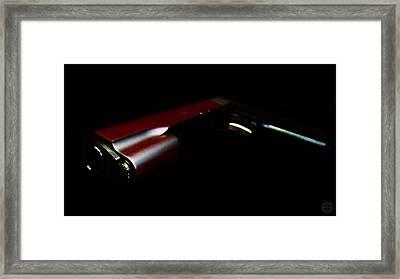 Metal Framed Print by Jorge Estrada