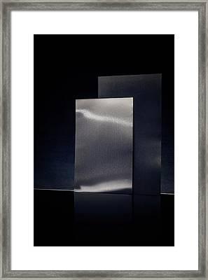 Metallon Framed Print