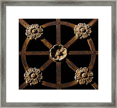 Metalworks Framed Print by John Daly