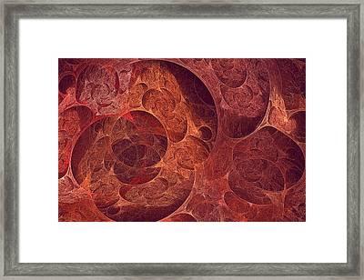 Metamorphic-2 Framed Print by Doug Morgan