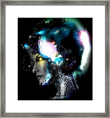 Meta #4 Framed Print