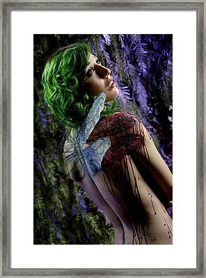 Metamorphosis Framed Print by Adam Chilson