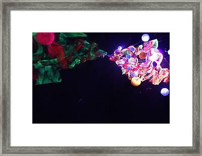 Metamorphosis Framed Print by Nina Efk