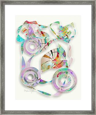 Metamorphosis Framed Print by Gayle Odsather