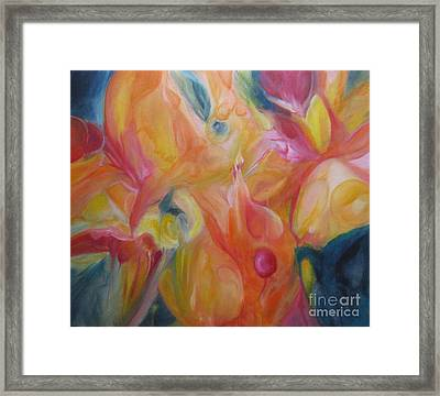 Metamorphosis Iv Framed Print